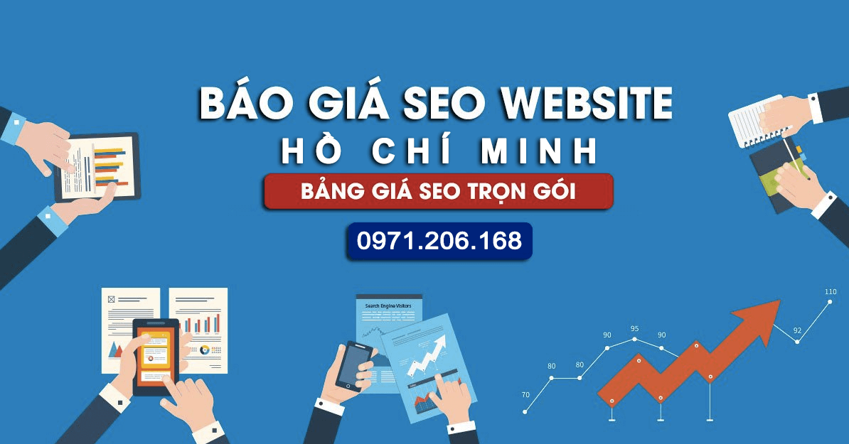 Báo giá dịch vụ seo Hồ Chí Minh của Seotoro