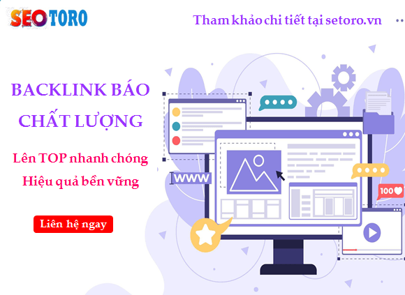Lợi ích của backlink báo chất lượng