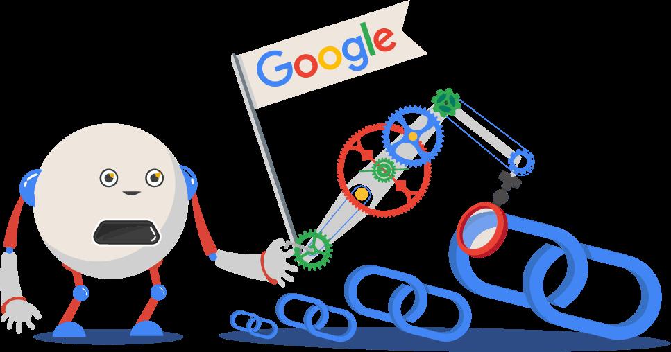 """Hãy cẩn trọng khi sử dụng GSA backlink để tránh bị Google """"phạt"""""""