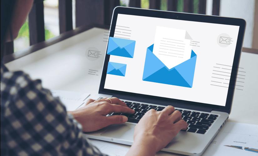 2,9 tỷ người dùng Internet trên thế giới đang sử dụng email