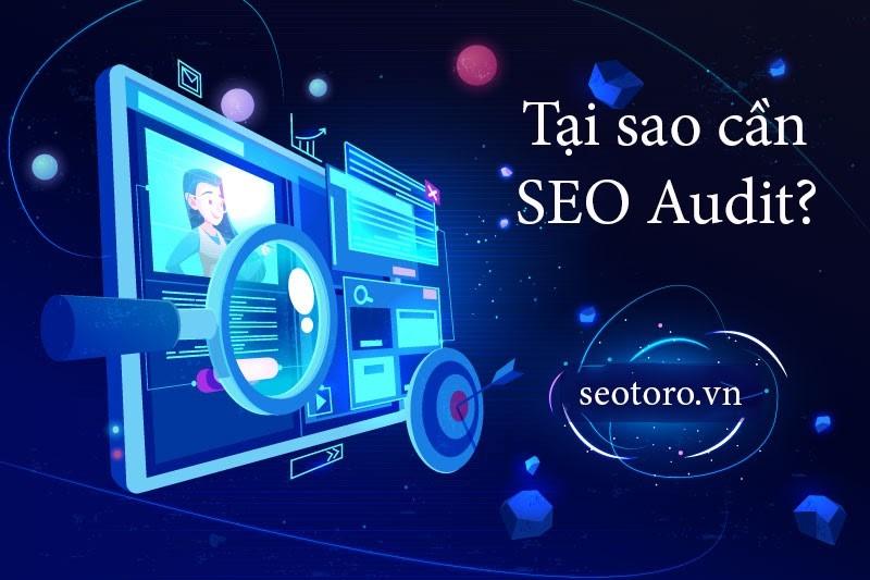 Lý do cần SEO Audit cho website