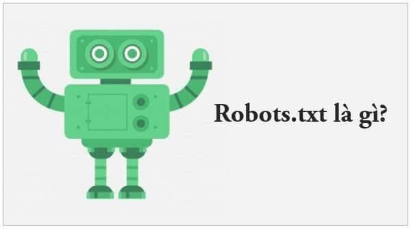 File robots.txt là gì?