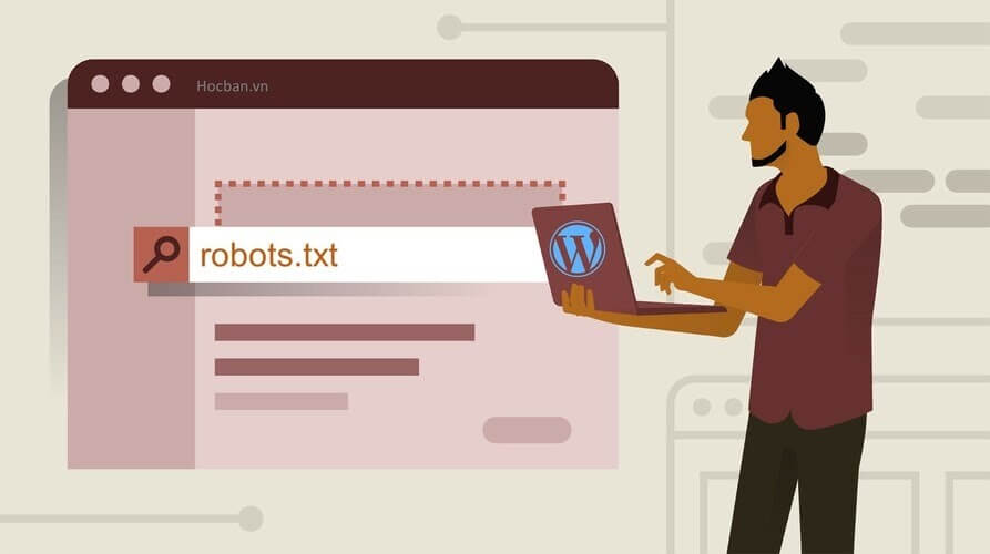 Cách kiểm tra website có file robots.txt hay không?